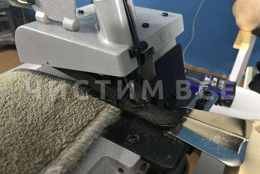 Новая услуга «Ремонт ковров»