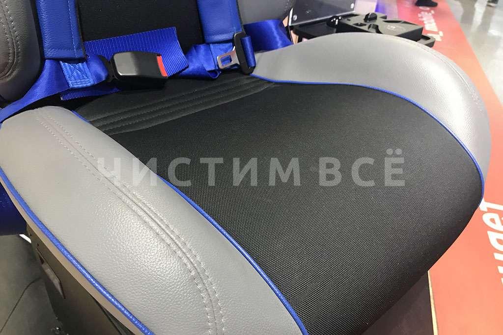 Химчистка игрового кресла Samsung 4G коннектор