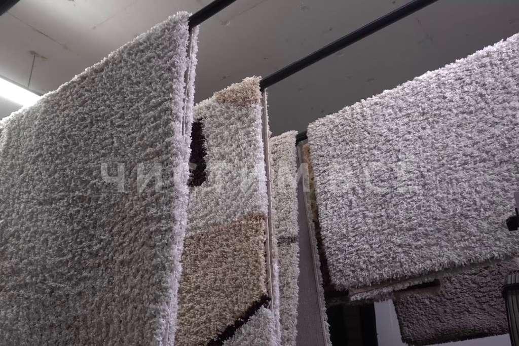 Видео отзыв о химчистке ковров с вывозом из детского сада