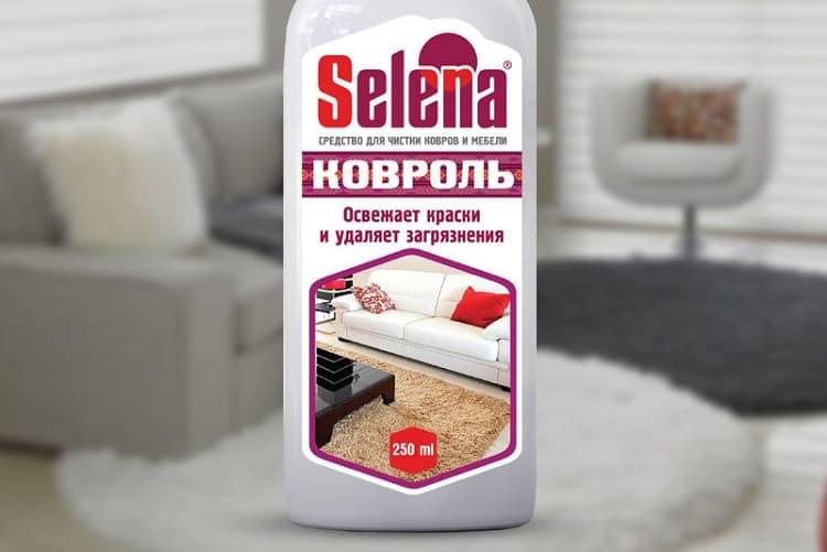 Обзор активных пен для чистки ковров
