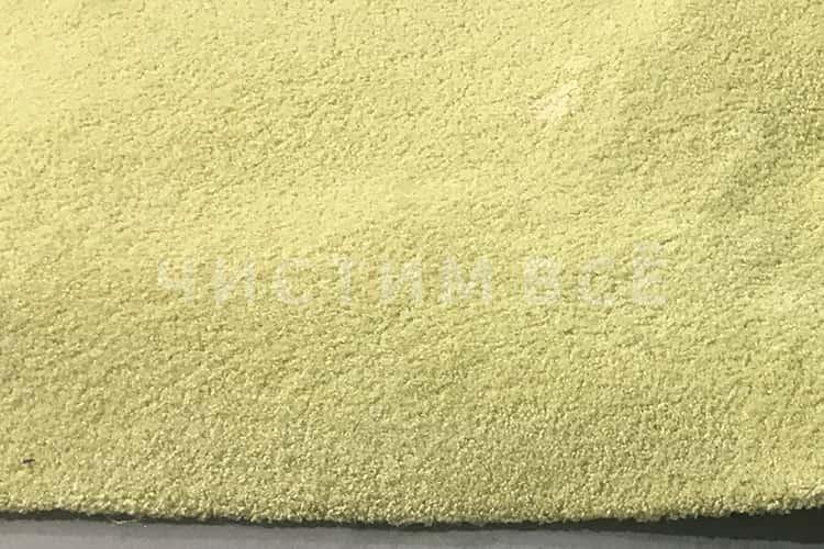 Ремонт ковров на фабрике - до и после