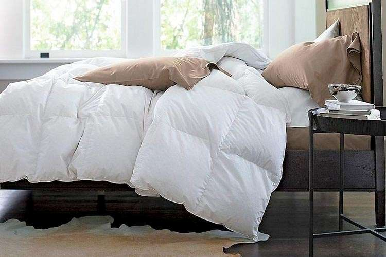 Чистим и стираем одеяла
