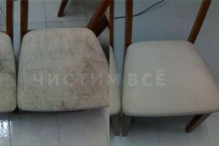 Как почистить стулья