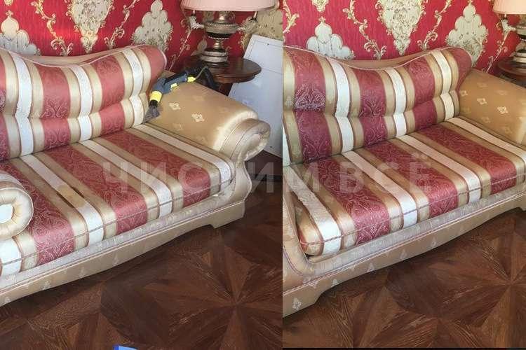 Как чистить диван в домашних условиях