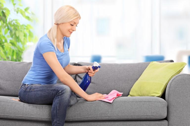 Зачем делать химчистку мягкой мебели