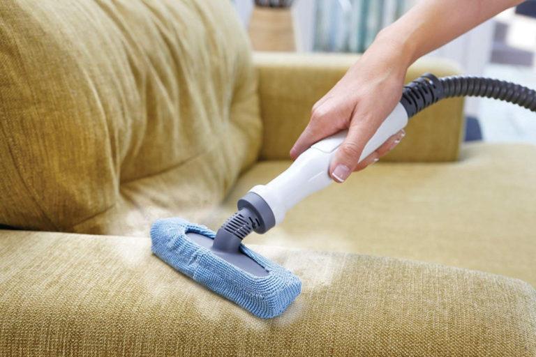 Паровая чистка мебели